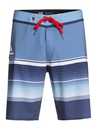 """Quiksilver Slab 20"""" Boardshorts - Medieval Blue  - Click to view a larger image"""