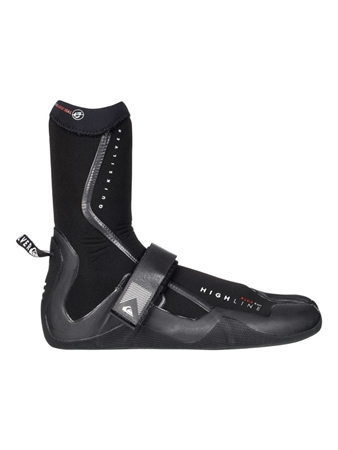 Quiksilver HighLine+ 5mm Boots - Black  - Click to view a larger image