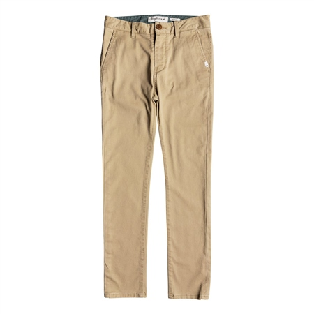Quiksilver Krandy Trousers - Plage  - Click to view a larger image