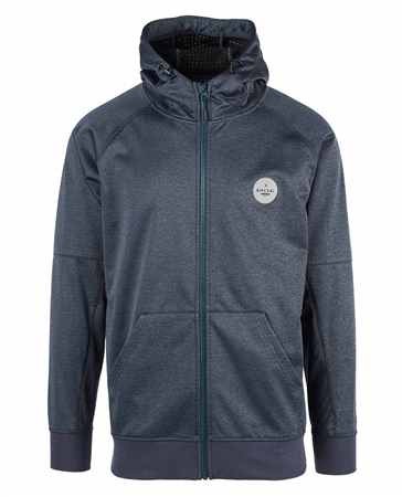 Rip Curl Wetland Anti-Series Fleece - Pewter Grey  - Click to view a larger image