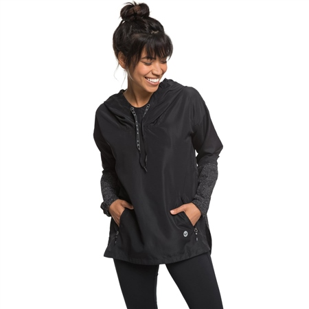 Roxy Escape Jacket - Black  - Click to view a larger image