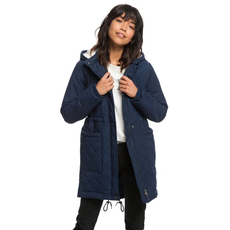 Roxy Slalom Chic Jacket - Blue  - Click to view a larger image