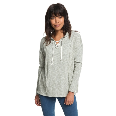 Roxy Discovery Hoody - Olive  - Click to view a larger image