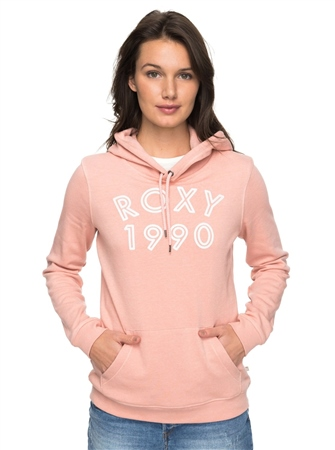 Roxy Full Of Joy A Hoody - Rose Tan  - Click to view a larger image