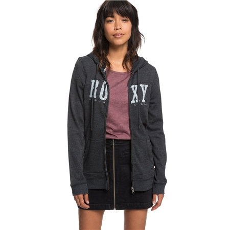 Roxy See Light Hoody - Black  - Click to view a larger image
