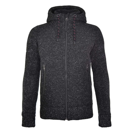 Superdry Expedition Hoody - Black  - Click to view a larger image