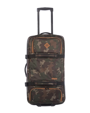 Animal Everglade 80L Holdall - Camo  - Click to view a larger image