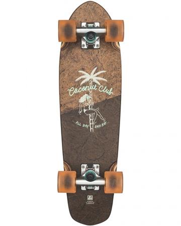 "Globe Blazer 26"" Skateboard - Coconut & Black  - Click to view a larger image"