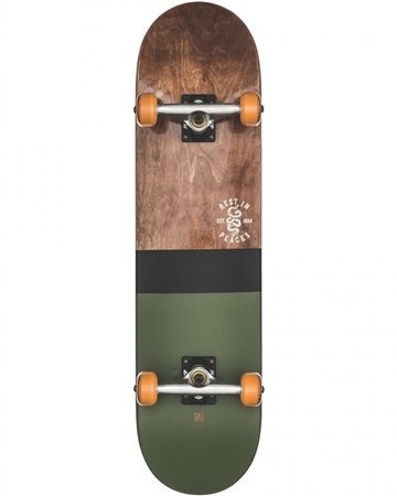 Globe Half Dip 2 Skateboard - Multi  - Click to view a larger image