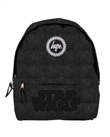 Hype Star Wars Backpack - Black  - Click to view a larger image