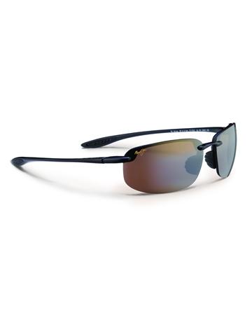 Maui Jim Ho'okipa Sunglasses - Black & Grey  - Click to view a larger image