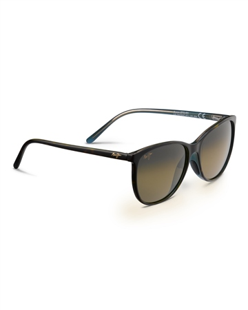 Maui Jim Ocean Sunglasses - Peacock & Bronze  - Click to view a larger image