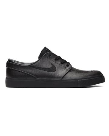 Nike SB Stefan Janoski Shoes - Black  - Click to view a larger image