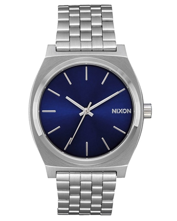 Nixon Time Teller Watch - Blue  - Click to view a larger image