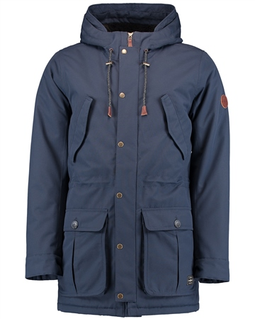 O'Neill Journey Tech Jacket - Ink Blue  - Click to view a larger image