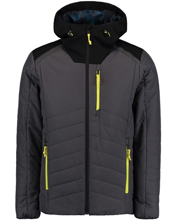 O'Neill Kenetic Tech Jacket - Asphalt  - Click to view a larger image
