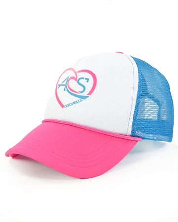ACS Clothing Ladies Cap in Pink  - Click to view a larger image