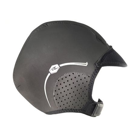 Alder Black Stealth Wetsuit Cap  - Click to view a larger image