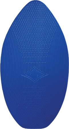 "Alder Eva 36"" Skimboard in Blue  - Click to view a larger image"
