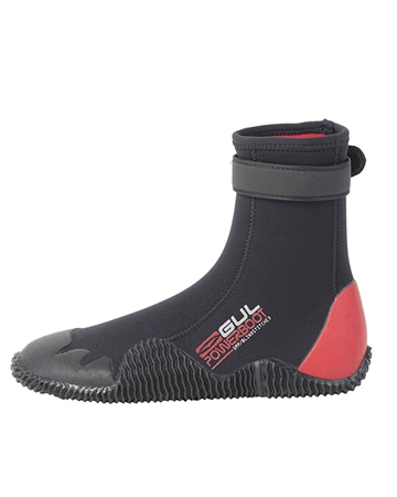 Gul Power 5mm Boot in Black  - Click to view a larger image