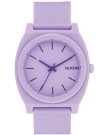 Nixon Time Teller P Watch - Violet  - Click to view a larger image