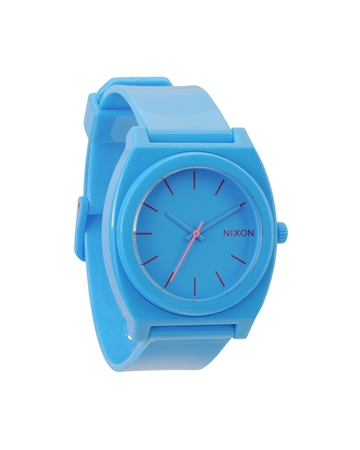 Nixon Time Teller Watch - Bright Blue   - Click to view a larger image
