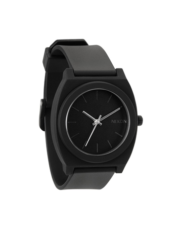 Nixon Time Teller Watch - Midnight Black   - Click to view a larger image