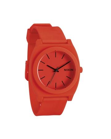 Nixon Time Teller Watch - Orange   - Click to view a larger image