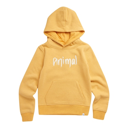 Animal Rachelle Hoody - Golden Glow Yellow Marl  - Click to view a larger image