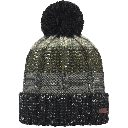Barts Vista Beanie - Black  - Click to view a larger image