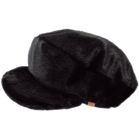 Barts Gypso Cap - Black  - Click to view a larger image