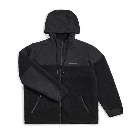 Brixton Olympus All Terrain Jacket - Black  - Click to view a larger image