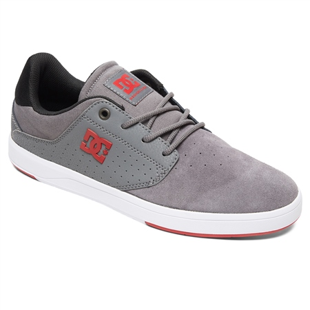 DC Shoes Plaza Shoes - Grey  - Click to view a larger image