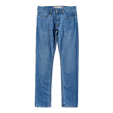 DC Shoes Worker Jeans - Blue  - Click to view a larger image