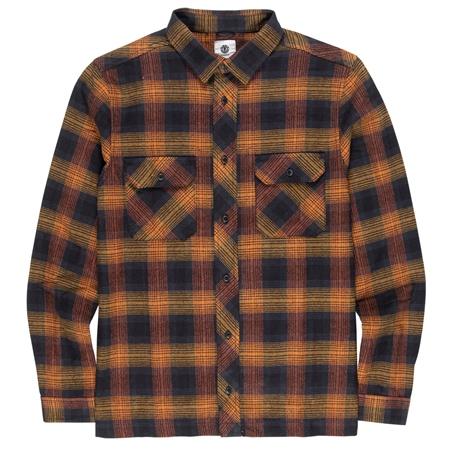Element Wentworth Shadow Shirt - Gold  - Click to view a larger image