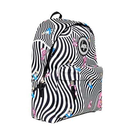 Hype Alice Warp Backpack  - Multi  - Click to view a larger image