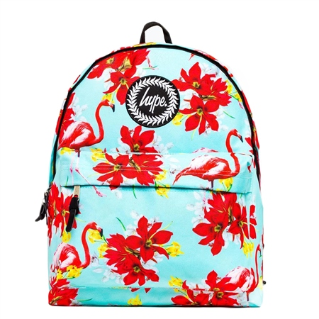 Hype Flamingo Backpack - Mint  - Click to view a larger image