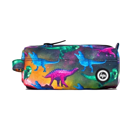 Hype Dino Space Pencil Case - Multi  - Click to view a larger image