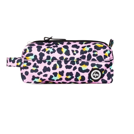 Hype Disco Leo Pencil Case - Multi  - Click to view a larger image