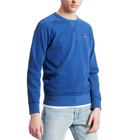 Levi's Icon Sweatshirt - Blue  - Click to view a larger image