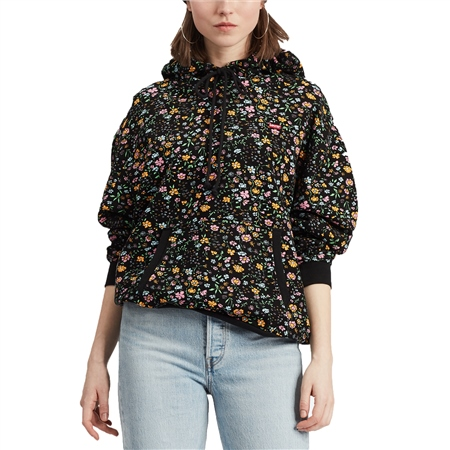 Levi's Unbasic Hoody - Floral Meteorite  - Click to view a larger image