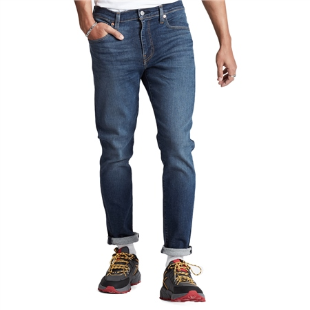 Levi's 512 Slim Taper Jeans - Sage Overt  - Click to view a larger image