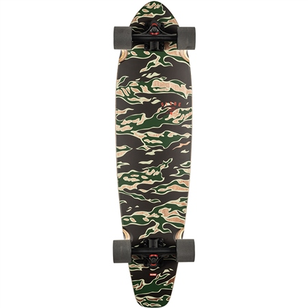 "Globe All-Time 35.8"" Skateboard - Tiger Camo  - Click to view a larger image"