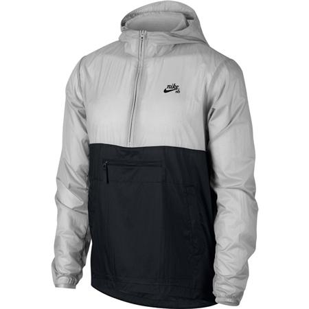 Nike SB Packable Anorak in Black