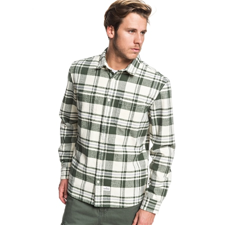 Quiksilver Ranger Shirt - Thyme  - Click to view a larger image