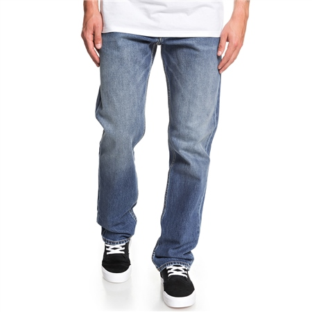 Quiksilver Aqua Cult Jeans - Aged  - Click to view a larger image