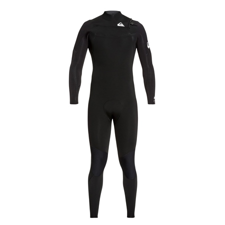 Quiksilver Syncro 5mm CZ GBS  - Black & White  - Click to view a larger image