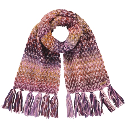 Barts Nicole Scarf - Pink  - Click to view a larger image
