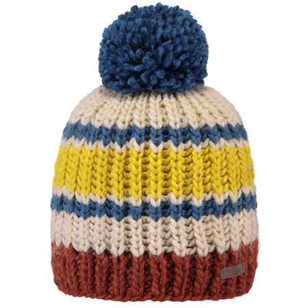 Barts Dillen Beanie - Yellow  - Click to view a larger image
