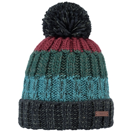 Barts Wilhelm Beanie - Aqua  - Click to view a larger image